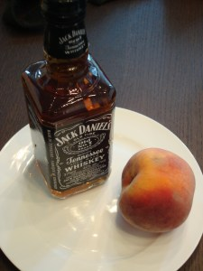 peach and JD